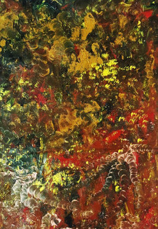 ,Footprints,ART_1511_12211,Artist : Dr. Sylvia  Karpagam,Acrylic