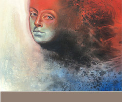 ,The Teenage,ART_836_5418,Artist : Debkumar Bhattacharyya (Seller),Acrylic