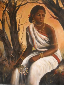,The Still Life,ART_836_14315,Artist : Debkumar Bhattacharyya (Seller),Acrylic