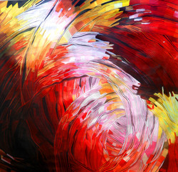 beautiful abstract paintings,56ABT147,MTO_1550_14770,Artist : Community Artists Group,Mixed Media
