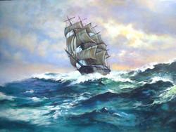 ,Sailor,ART_1229_2225,Artist : Pallavi Jain,Acrylic