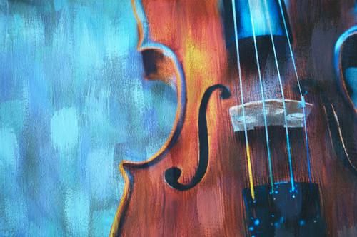,Violin Love,MTO_1550_17592,Artist : Community Artists Group,Mixed Media