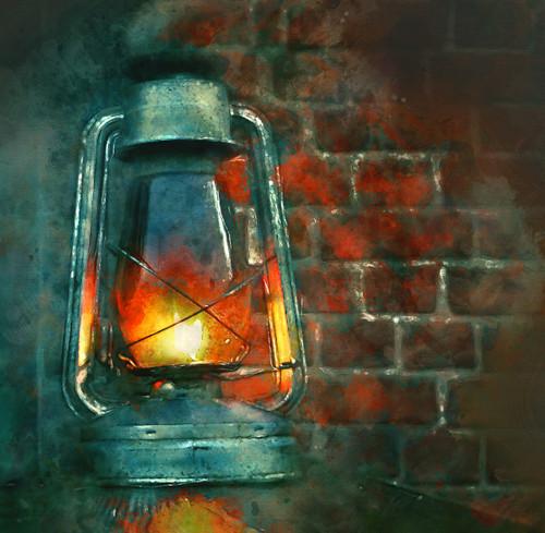 lamp,Hope,MTO_1550_17911,Artist : Community Artists Group,Mixed Media