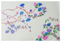 Spring (ART_3537_22978) - Handpainted Art Painting - 28in X 35in