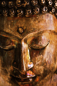 25Buddha42 - 20in X 30in - Painting