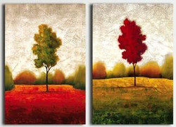 tree,trees, pair of tree, grass,tree pair, tree dou, double trees
