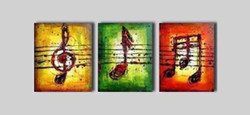 music, abstract, musical notes, notes, abstract notes, abstract musical notes
