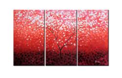 tree. Abstract, alone tree, one tree