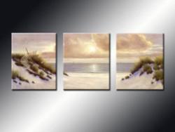 sea, seascape, sand, beach, sun, sandy beach