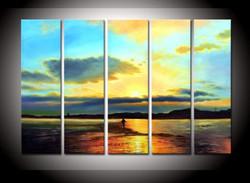 Sky,Sea,Sea Shore,Beach,Evening Walk,Relax