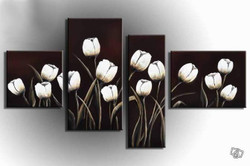 flower, flowers, blossom, bloom, white flower, multipiece flower