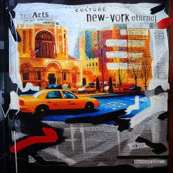City,New York,The New York Times,Roads,Big Buldings,Cars,Museum,Heritage