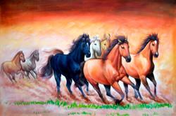 Horse,Horses,Speed,7 horses,Good luck Horse
