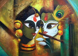 Krishna, lord krishna, radha, radha krishna, radha with krishna, flute