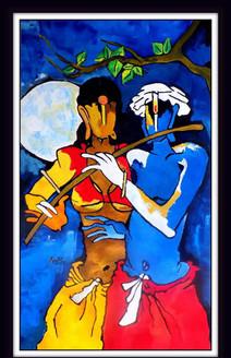 KRISHNA AFFECTION,Antarik Prem,Love,Affection
