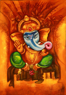 Ganesha,Bappa,Mangal Murti,Ganesh Vandana