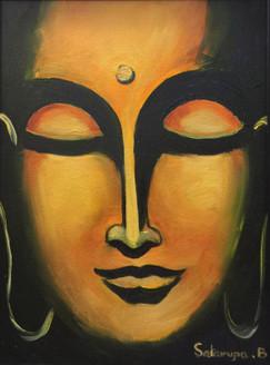 buddha , gautam buddha, buddha face, brown buddha
