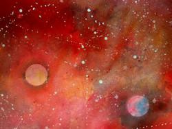 Universe,Abstract,Circles