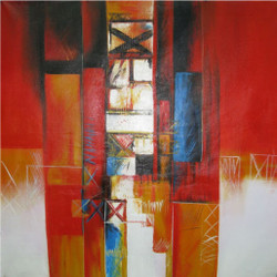 Exquisite - 40in x 40in,RTCSD_26_4040,abstract,colors,magic of colors,Happy - 100% Handpainted Buy Painting Online in India