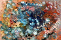Abstract,Stroke,Patches,Texture,Colorful life