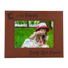 Personalized Kids Picture Frame for Nursery