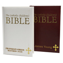 Personalized Catholic Children's Bible