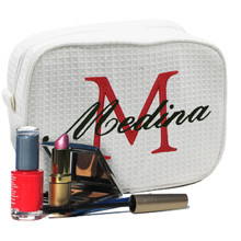Personalized Makeup Cosmetic Train Case