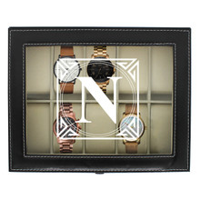 Personalized Watch Storage Box