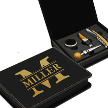 Personalized 4 Piece Wine Tool Gift Set