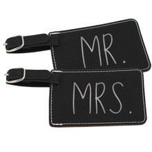 Couples Luggage Tag Sets