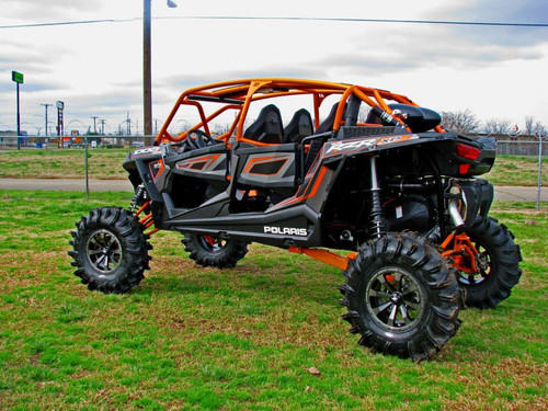 rzr 1000 8 lift with 35 users