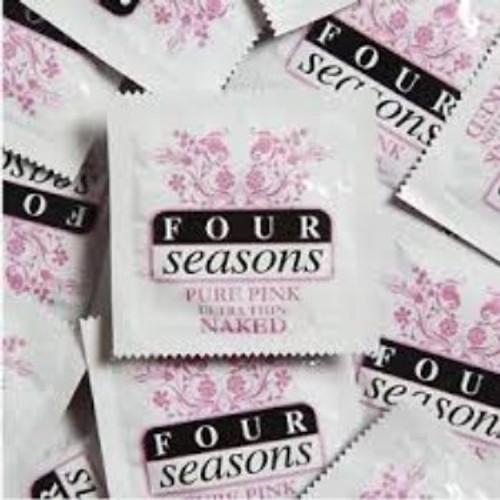 Four Seasons Pure Pink (54mm) per 144 condoms