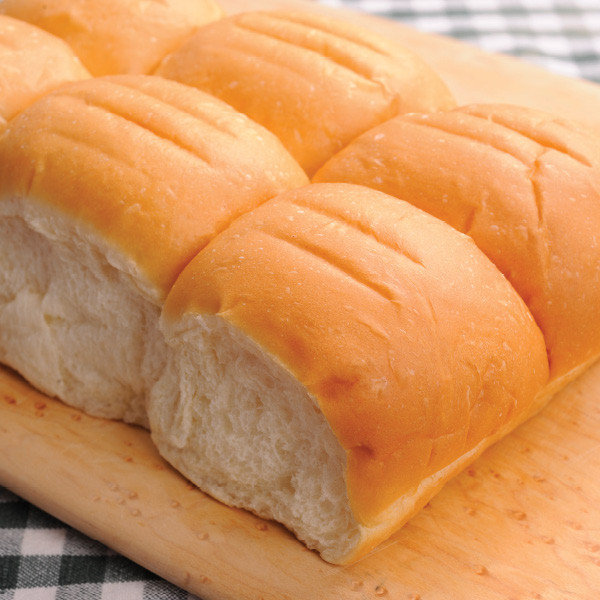 Our dinner rolls, served by the thousands in our Der Dutchman and Dutch Valley Restaurants, are made from a similar recipe as our breads, but are even more soft and moist. Cover loosely and warm them in your oven or microwave - your guests will think you've been baking all day.  Comes in two packs of one dozen Dinner Rolls.