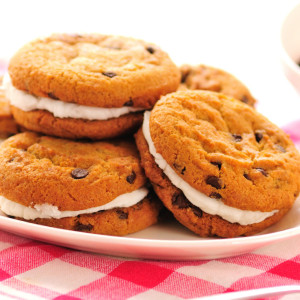 Chocolate Chip Whoopie Pies, made specially for you in Ohio's Amish Country.
