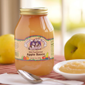 Amish Wedding Foods Applesauce