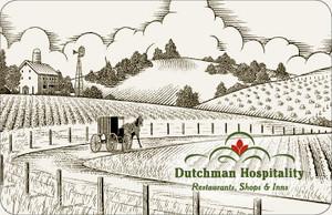 Amish Landscape Gift Card