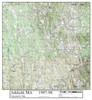 Set of 12 same size Historical Maps - Ashfield MA Old Map