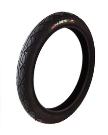 Original manufacturers replacement tire.  Fits all Ninebot One C and E series models.