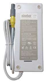 Original manufactures replacement charger for the Ninebot One.