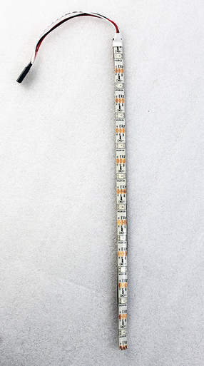 Replacement LED Light Strip for Ninebot One C and E series.