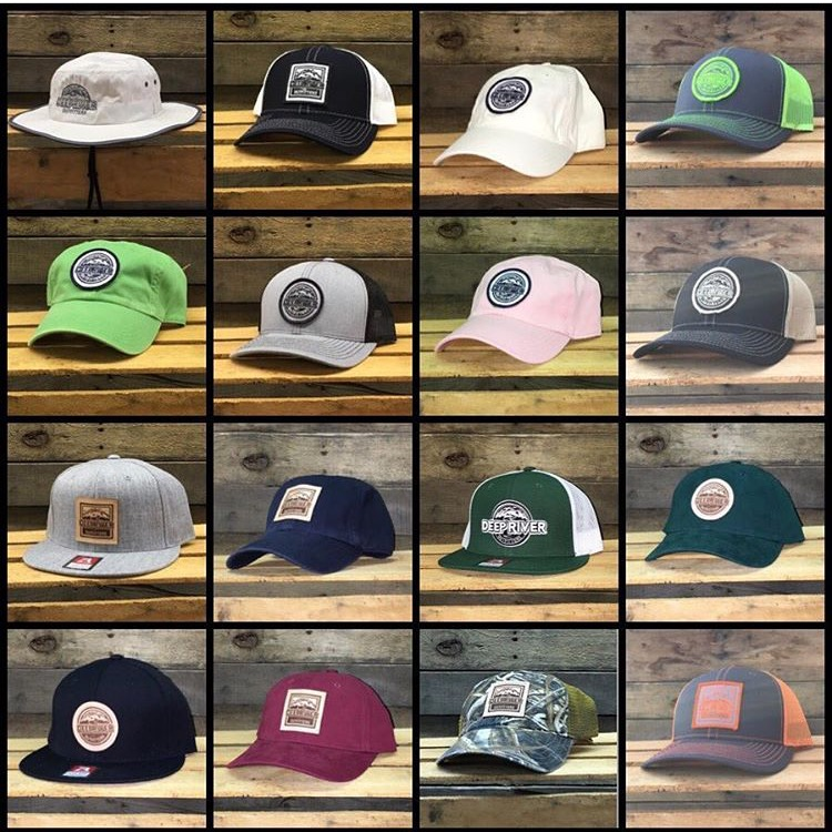 Deep River Hats