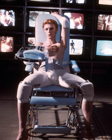 David Bowie The Man Who Fell To Earth Poster