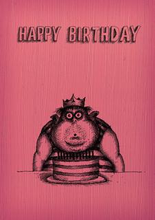 #049  Happy Birthday. - Celebrate your life