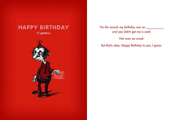 035 happy birthday i guess bald guy greetings image 1 bookmarktalkfo Image collections