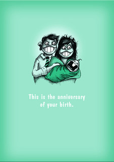 #017  This is the Anniversary of your Birth