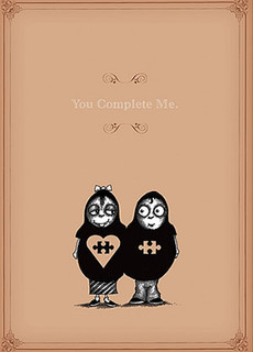 #014  You Complete Me - Less controlling.