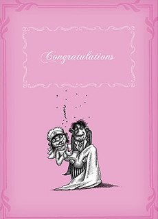 #009  Congratulations - 1st Marriage/Happiness