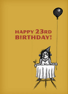 #004  Happy 23rd Birthday - Insignificant Birthday