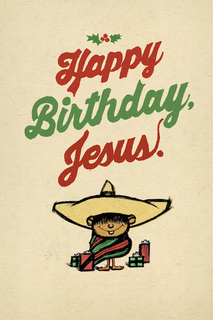 B-049  Happy Birthday, Jesus