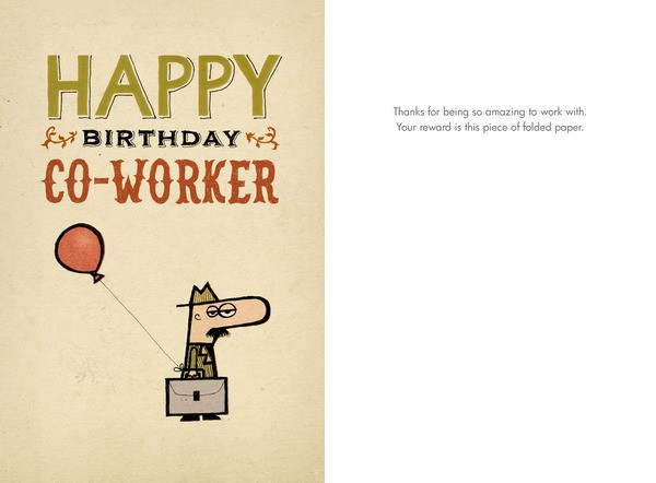 Funny Happy Birthday Meme For Coworker : Funny co worker quotes memes